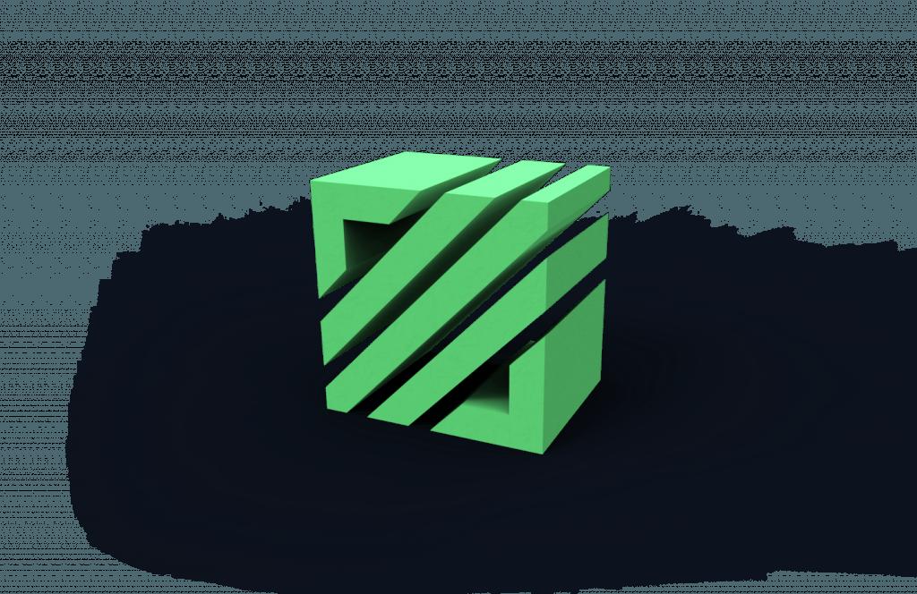 3D logo prototribe