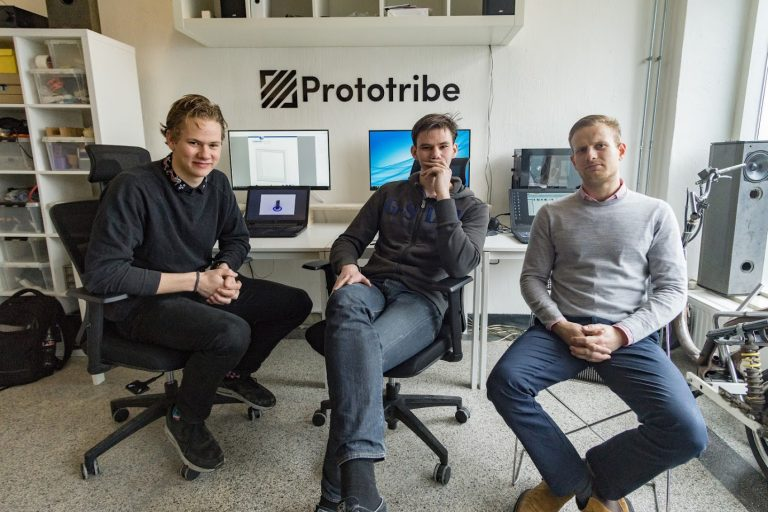 The prototribe team