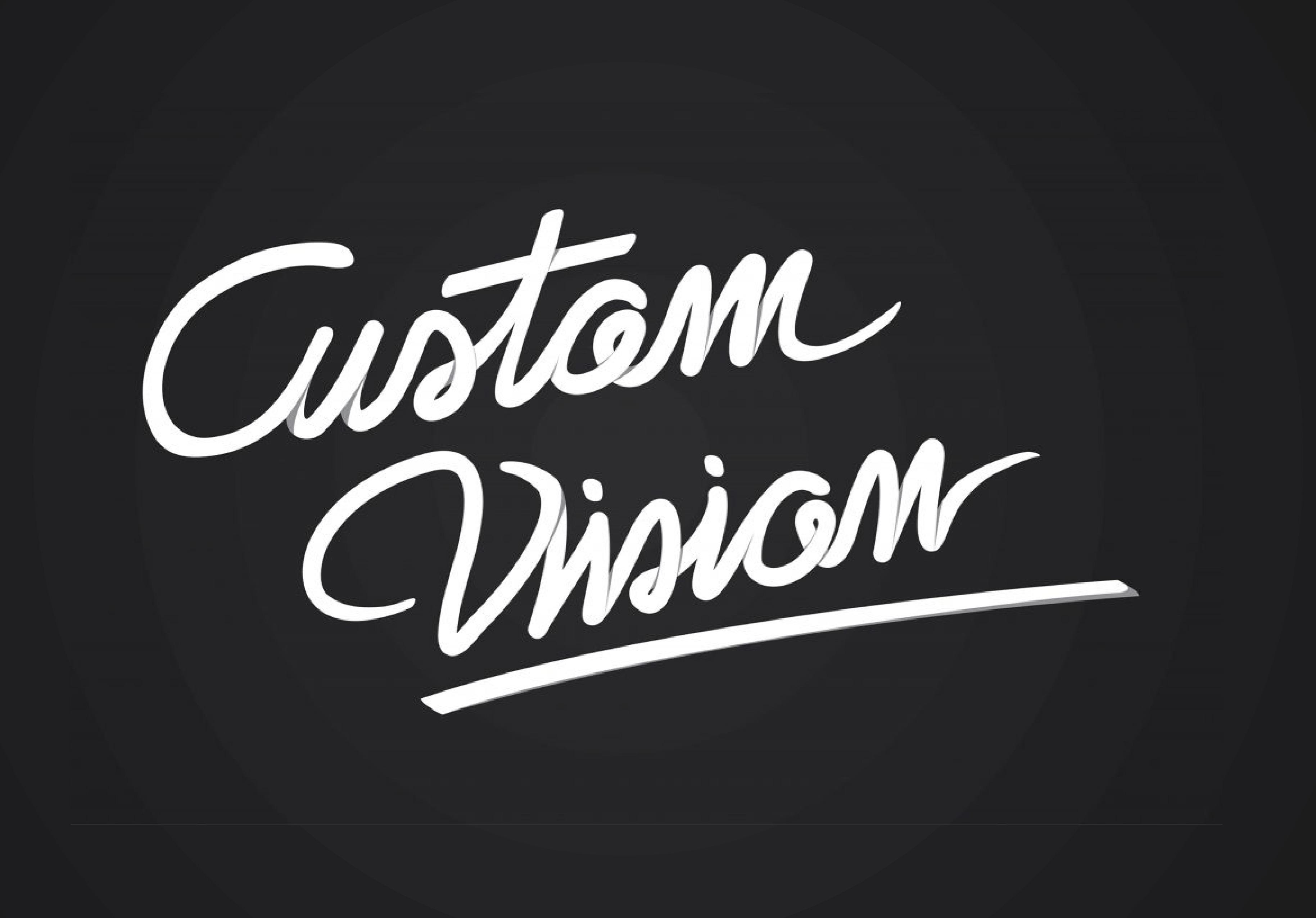 Van custom vision design naar prototribe